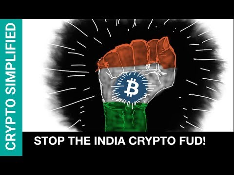India Banning Cryptocurrency? Stop the FUD people!
