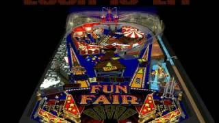 Hyper 3-D Pinball (aka TILT!) Gameplay 2