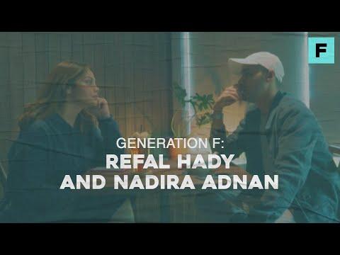 Generation F: Refal Hady and Nadira Adnan