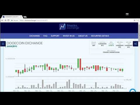 Stocks.Exchange Tutorial | How to trade, deposit, withdraw on Stocks Exchange Cryptocurrency website