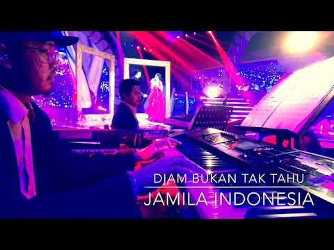 Jamila Indonesia Result Top 20 DA Asia 4