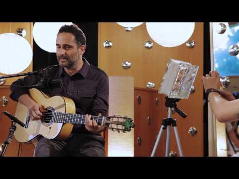 Jorge Drexler Com Moska No Zoombido
