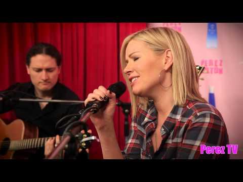 """Dido - """"White Flag"""" (Acoustic Perez Hilton Performance)"""