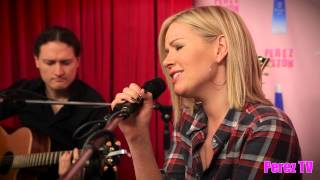 Dido White Flag Acoustic Perez Hilton Performance