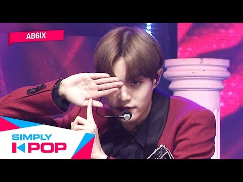 [Simply K-Pop] AB6IX(에이비식스) _ BLIND FOR LOVE _ Ep.384 _ 101819