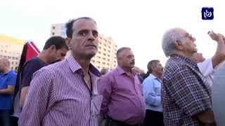 اعتصام قرب الدوار الرابع يطالب بالإصلاح - (20-10-2018)
