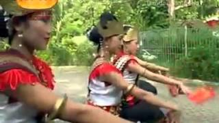 Tari Kipas Budaya Lampung Terbaru