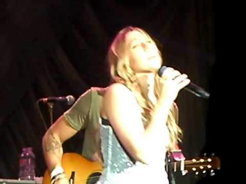 Colbie Caillat One Fine Wire Live @ House Of Blues Anaheim 091709