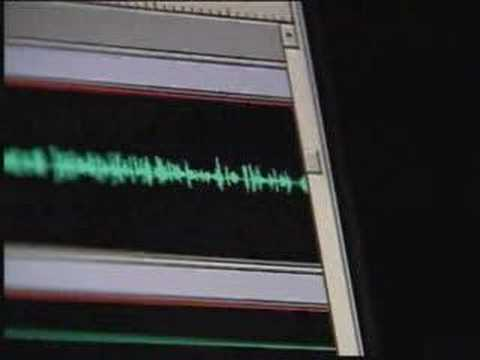 First Sound Recording