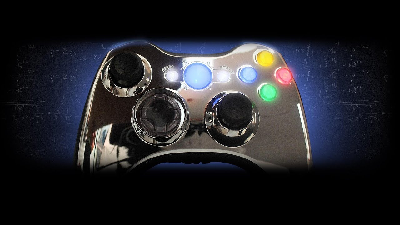 how to mod a tp3 xbox controller