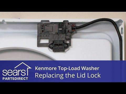 Flashing Lid Lock Light How To Troubleshoot Errors On