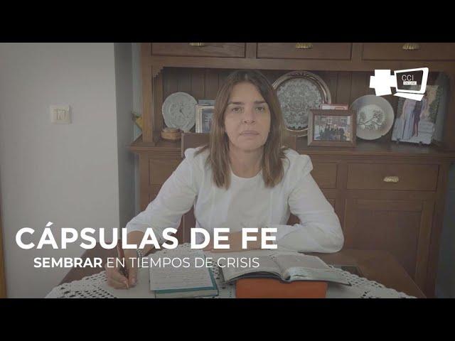 SEMBRAR EN TIEMPOS DE CRISIS ( Emma Castro )