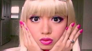 One of Michelle Phan's most viewed videos: Barbie Transformation Tutorial