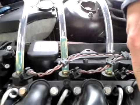hqdefault e46 330d fuel return line test youtube