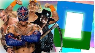 ☑️ MİNECRAFT'TA WWE SMACK DOWN DÜNYASI PORTALI