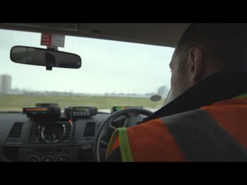 Being an Airfield Operations Manager at London City Airport