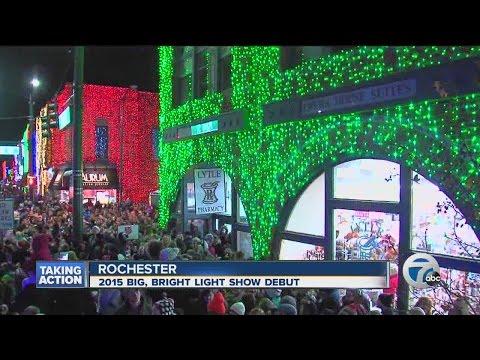 Rochester's big bright light