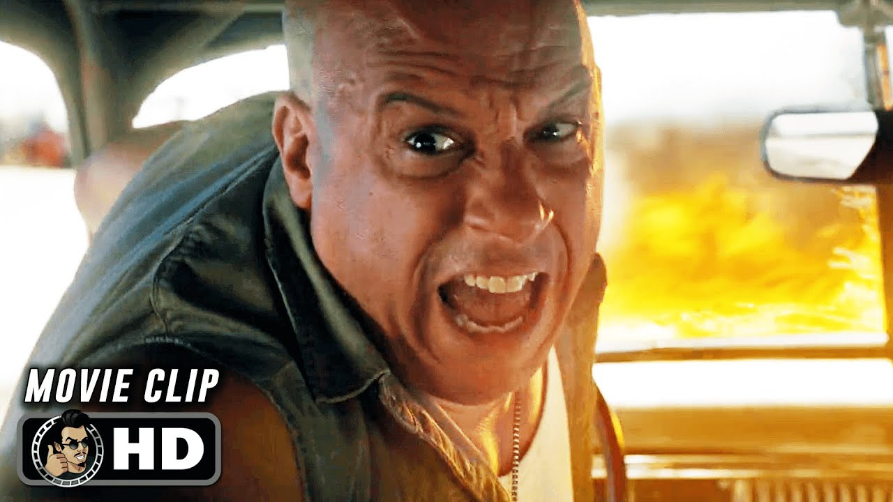 """THE FATE OF THE FURIOUS Clip - """"The Cuban Mile"""" (2017)"""