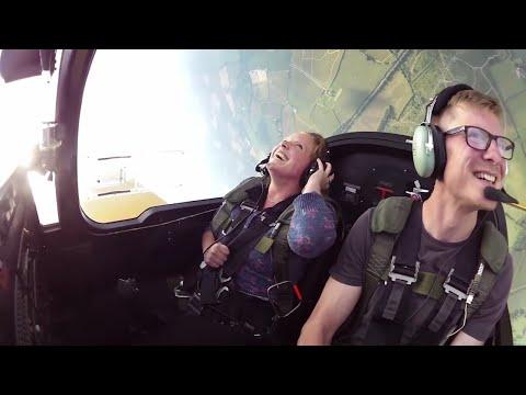 Aerobatics with my Girlfriend