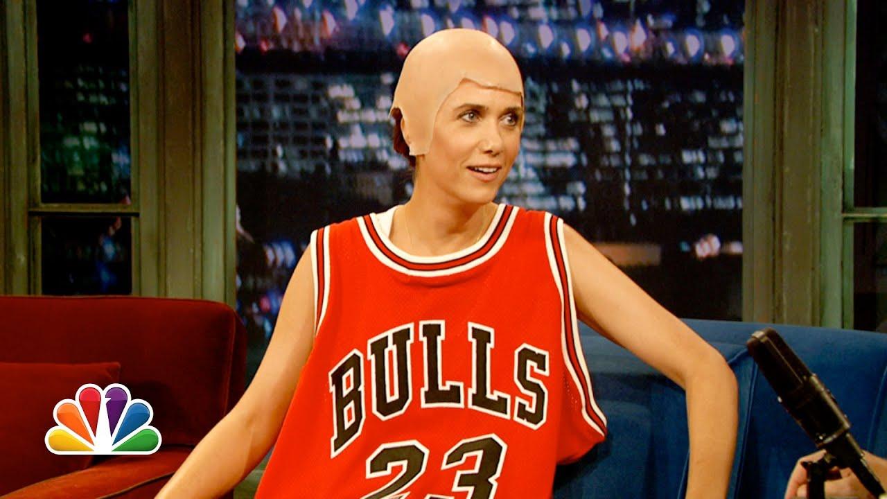 Jimmy Interviews Michael Jordan (Late Night with Jimmy Fallon)