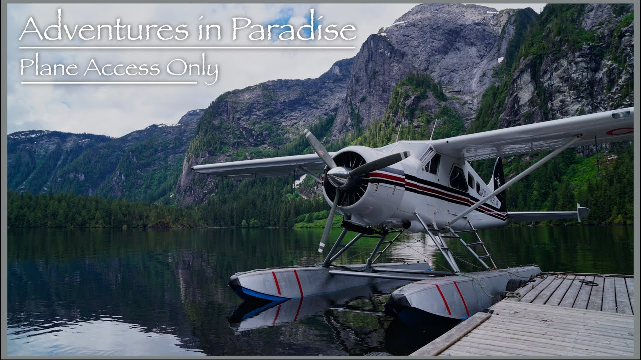Abandoned Barges, Abandoned Cabins, and Great Big Bears | Destination Adventure.