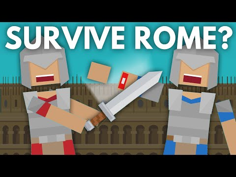 What Was Living In Ancient Rome REALLY like?
