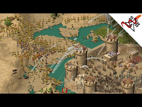 THE LAST STAND - Stronghold Crusader HD Extreme