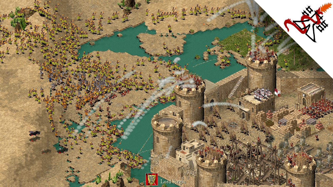 Stronghold 3 Free Download Full PC Game FULL Version