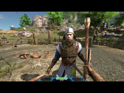 Being Bad At: Chivalry: Medieval Warfare
