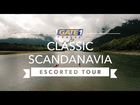 Escorted Tour of Scandinavia