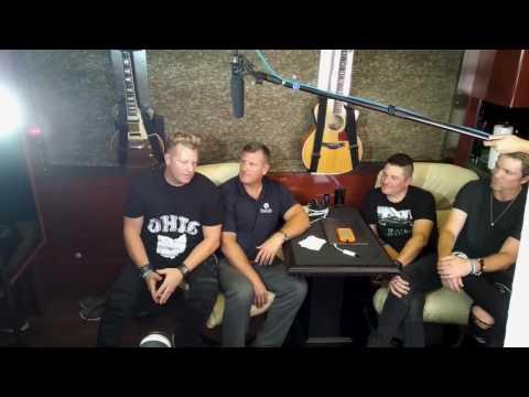 Rascal Flatts interview timelapse