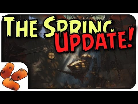 Guild Wars 2 - The Spring Quarterly Update is Huge! | Detailed Patch Info