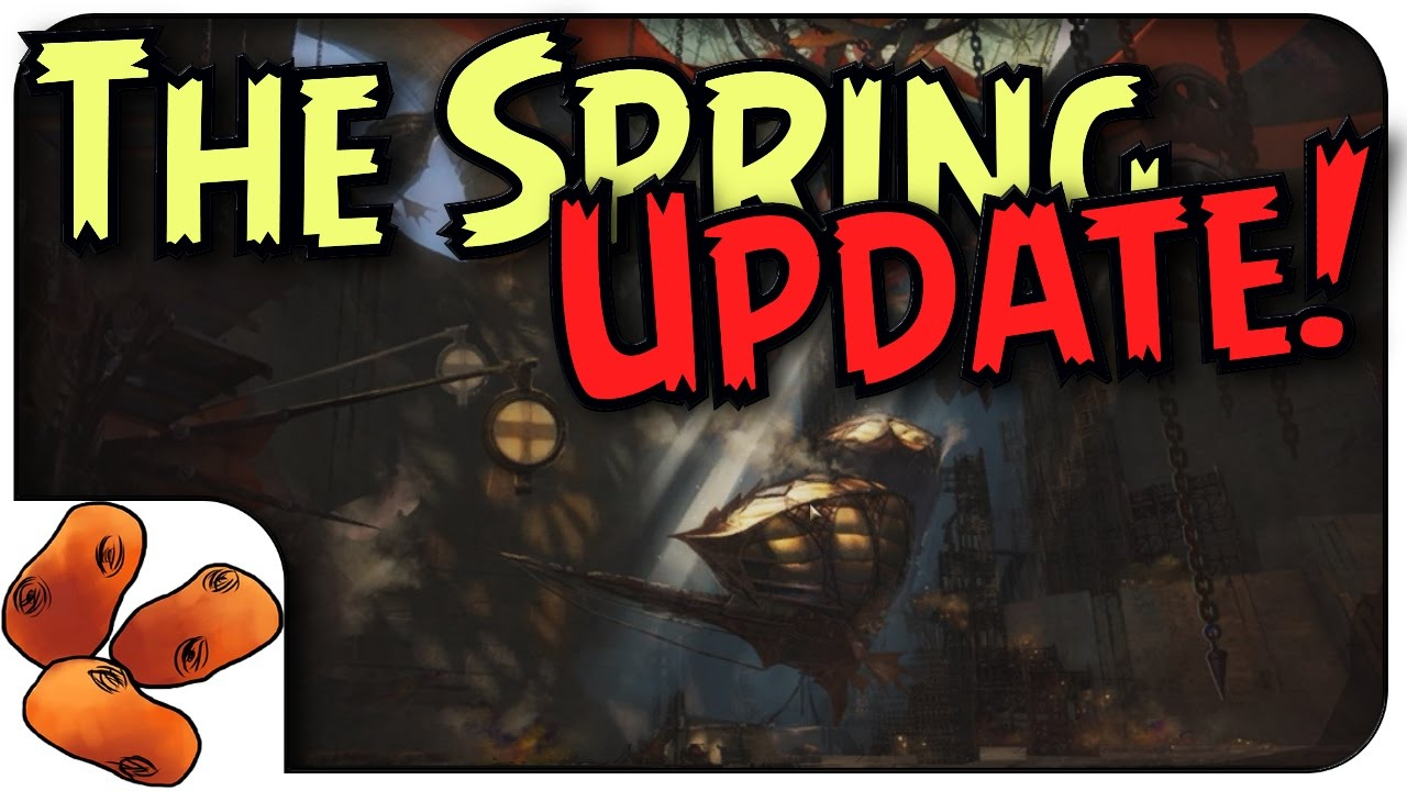 Guild Wars 2 The Spring Quarterly Update Is Huge Detailed Patch Info