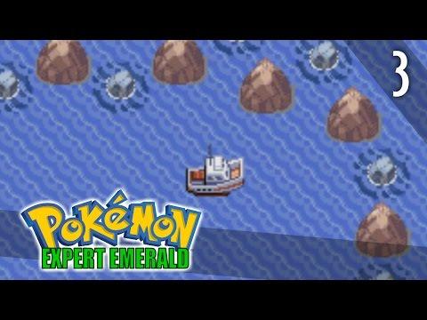 Let's Play - Pokémon Expert Emerald [Part 3 - Adult Movie]