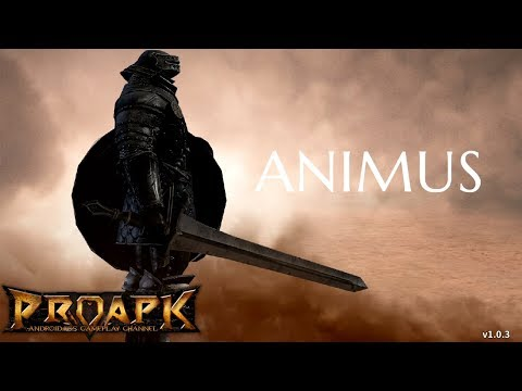 Animus - Stand Alone Gameplay Android / iOS (Offline Action-RPG)