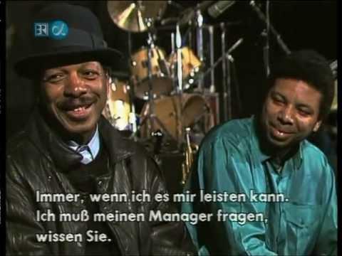 Ornette Coleman & Prime Time Band - Cologne 1987 fragm. 3