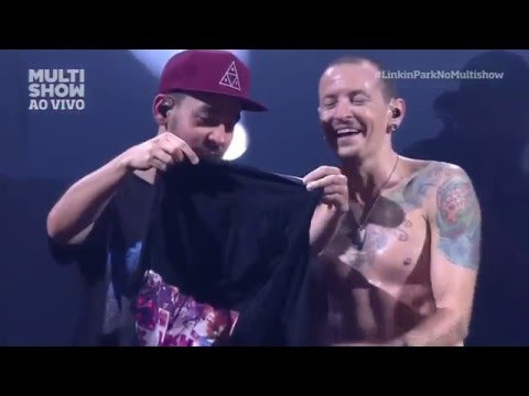 Linkin Park  Bleed It Out Circuito Banco do Brasil 2014 HD