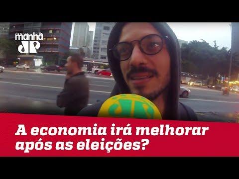 A Economia Do Brasil Irá Melhorar Após As Eleições?