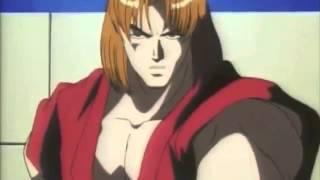 Ryu Vs. Ken Street Fighter II Victory
