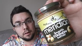 Meridian Cashew Butter Review