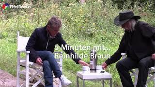 5 Minuten mit ... Reinhilde Braun