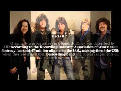 Journey (band) Top # 10 Facts