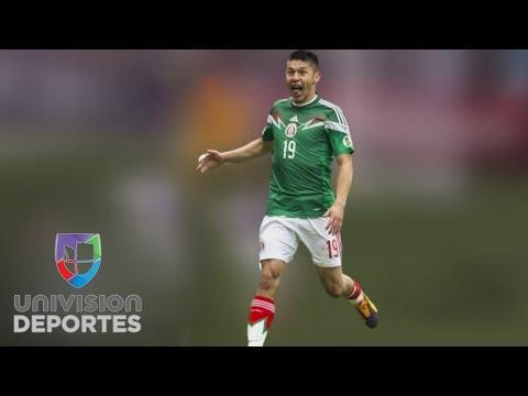 Oribe Peralta el mejor goleador mexicano del momento