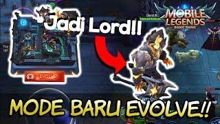 Baixar NEW MODE EVOLVE DI ORIGINAL SERVER, BISA JADI LORD!! - MOBILE LEGENDS INDONESIA
