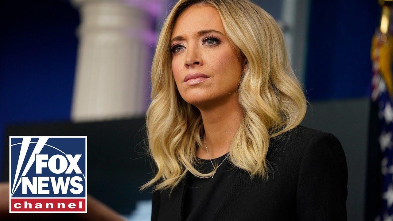 Press Briefing by Press Secretary Kayleigh McEnany | The White ...