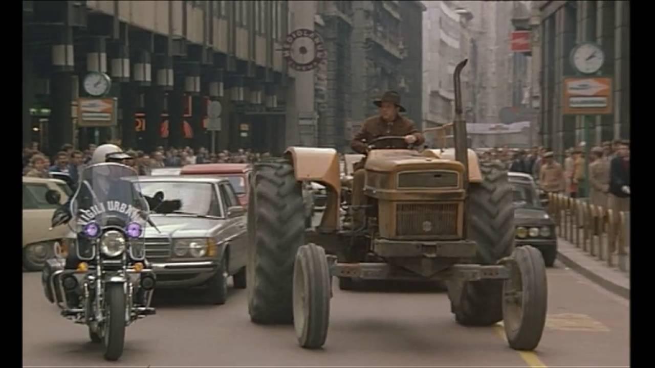 Il Ragazzo di Campagna - Artemio nel traffico Milanese