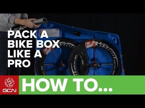 How To Pack A Bike Box Like A Pro