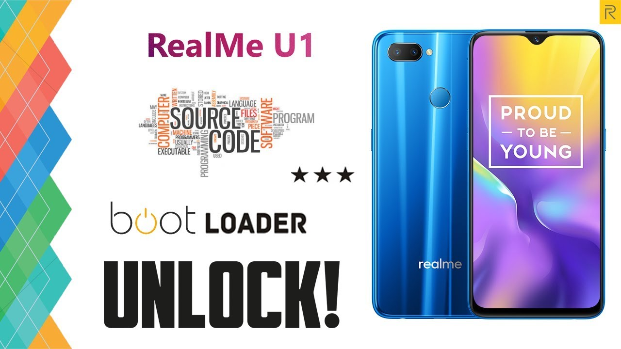 How To Unlock The Bootloader Of Realme U1 And Kernel Sources Release