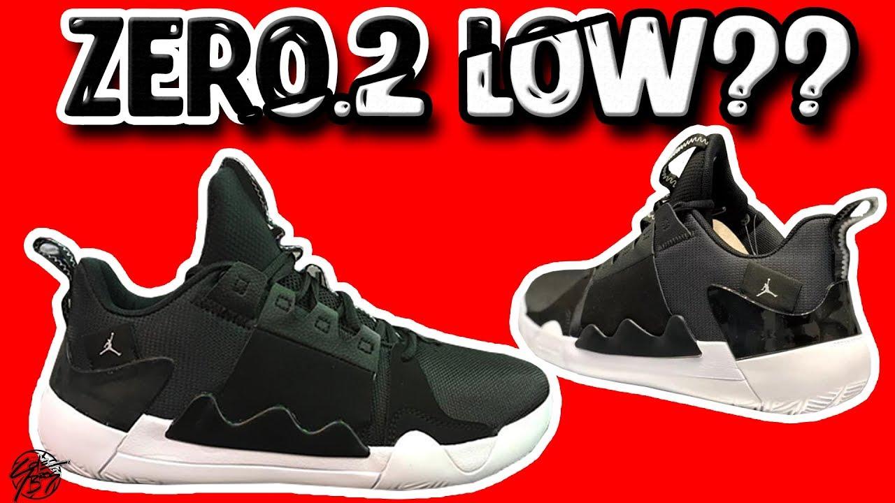 87341cbf35f Jordan Zero Gravity Why Not Zero.2 LOW?? - YouTube