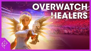 Healers are the unsung heroes of Overwatch